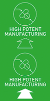 Icon High Potent Manufacturing